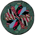 Slipse-quilt af Ulla Lange