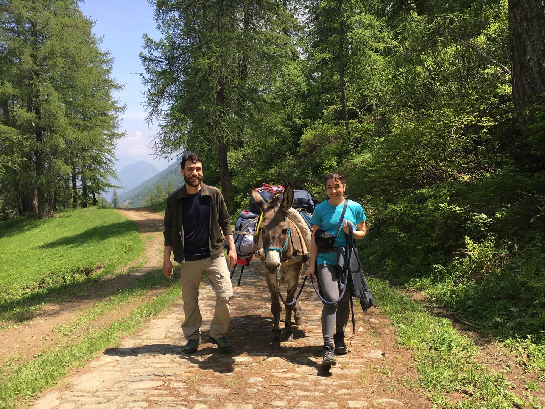 Escursione nel Parco Mont Avic