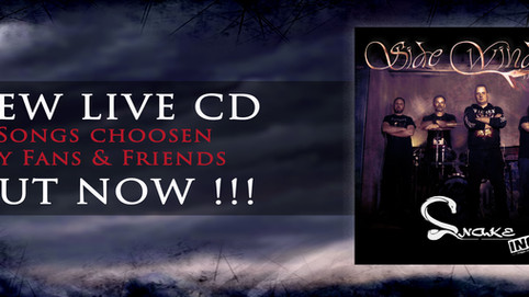 New Live CD OUT !!!