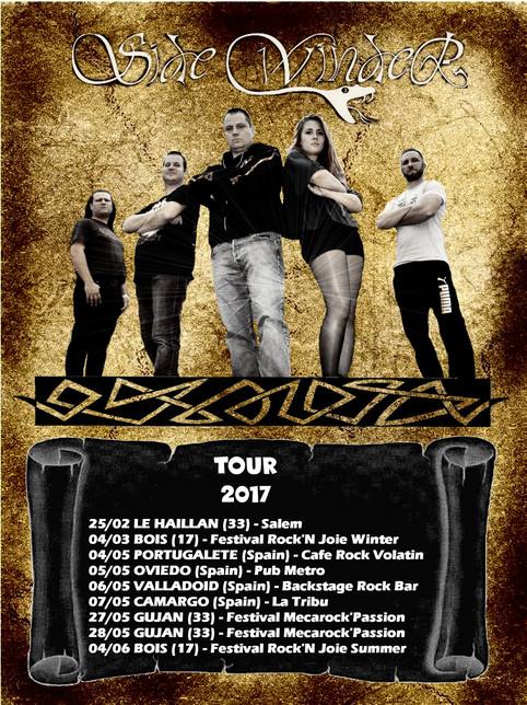 Tour 2017 -