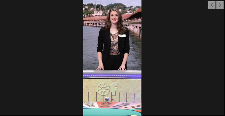 AnnaTheArcher is on Wheel of Fortune