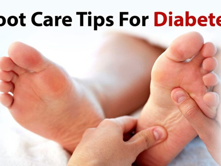 Tips to Prevent Diabetic Foot Pain
