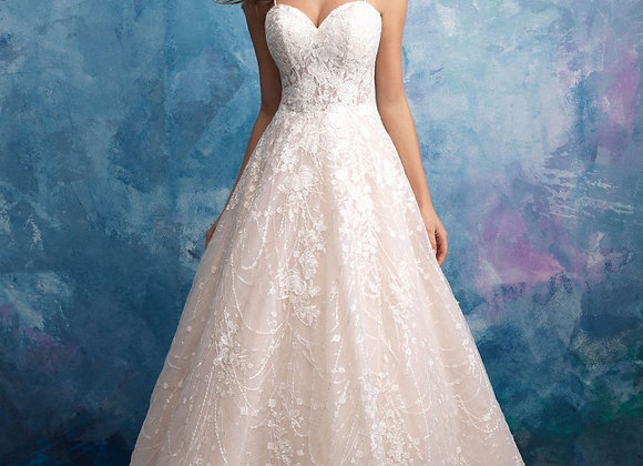 Allure Bridals 9559