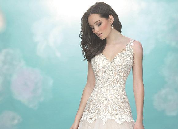Allure Bridals 9461