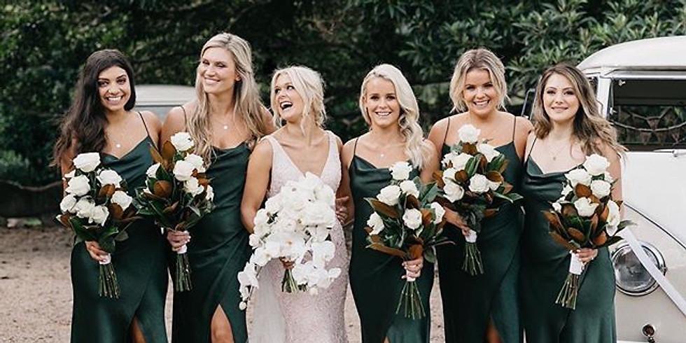 Get Lucky Bridesmaid Sample Sale