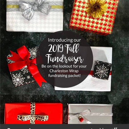Holiday Wrap (and more) Fundraiser!