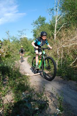 Les bij Clint Cycling