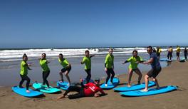 Surfles in Frankrijk