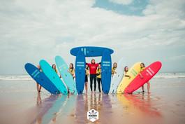 Surfles in Frankijk