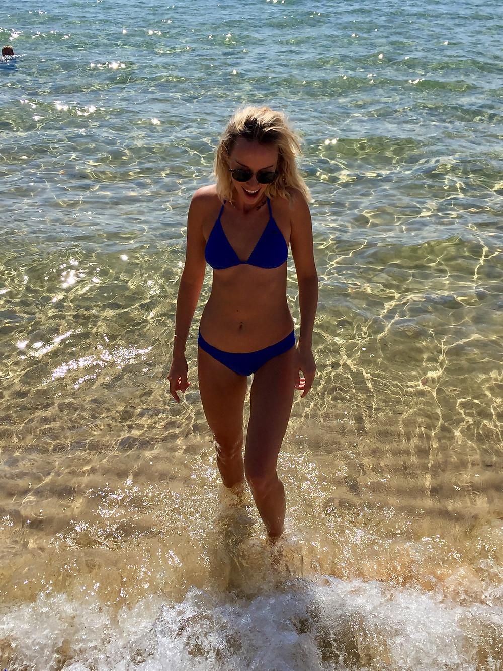 Speedboat Beach