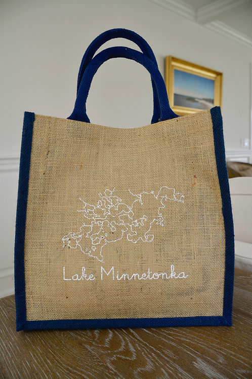 Lake Minnetonka Boat Bag