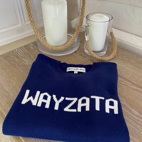 Wayzata Sweater
