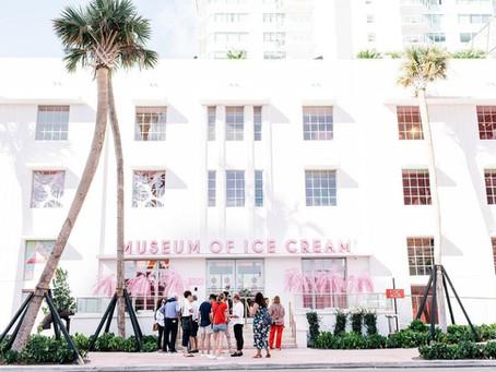 Bucket List Check: Miami's Museum of Ice Cream