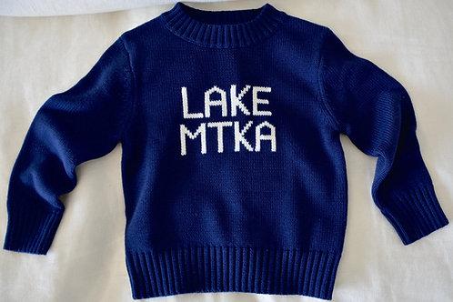 Children's Lake Minnetonka Sweater