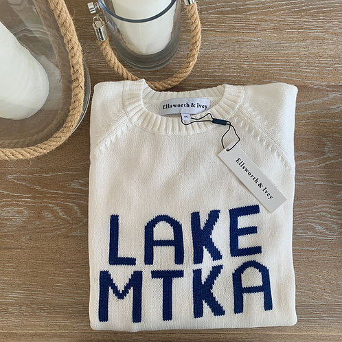 Ivory Lake Minnetonka Sweater