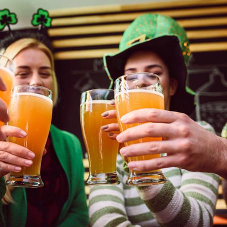 Jarida la Kusafiri #8 - St. Patrick's Day