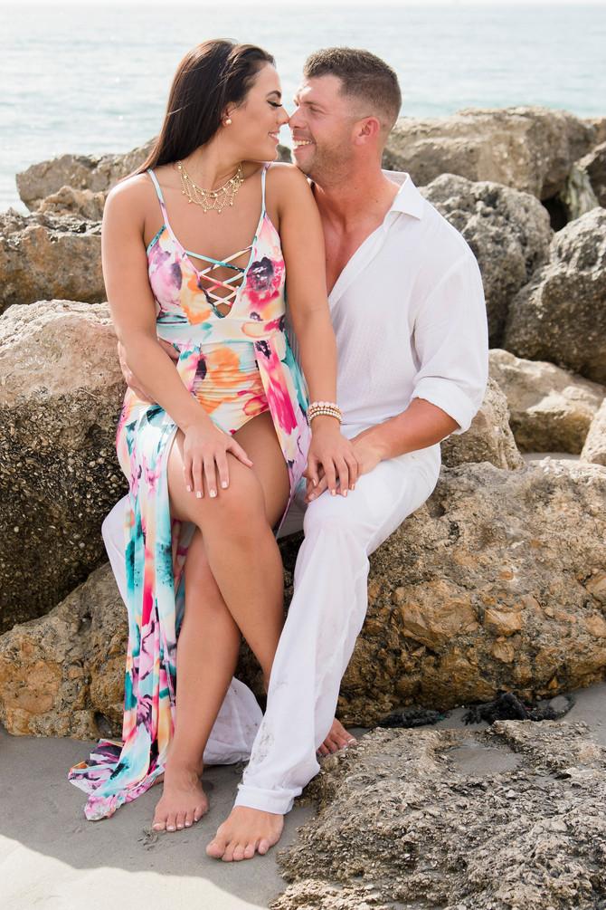 Kayla & Adams Couple Session