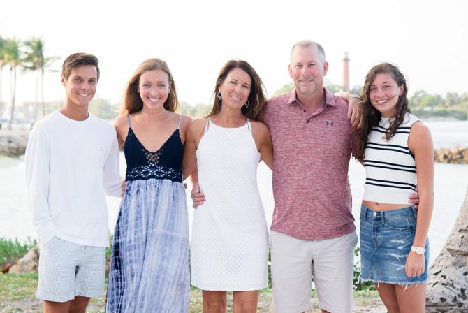 Baker/Castle Family
