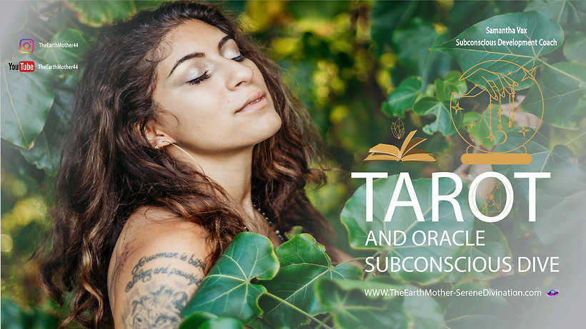 My Story--Tarot and Oracle Subconscious Dive