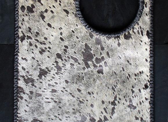 Porthole Bag - Acid Grey and Pewter