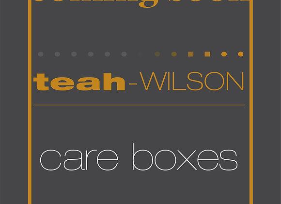 Care Box Standard Denim