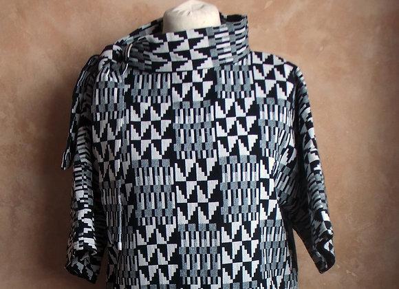 Side - Kente Dress