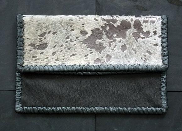 Bound - Clutch Bag Grey