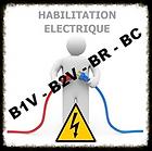 Habilitation electrique B1V B2V BR BC