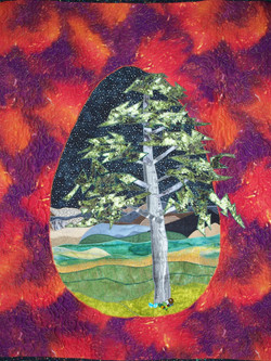 Cosmic Pine