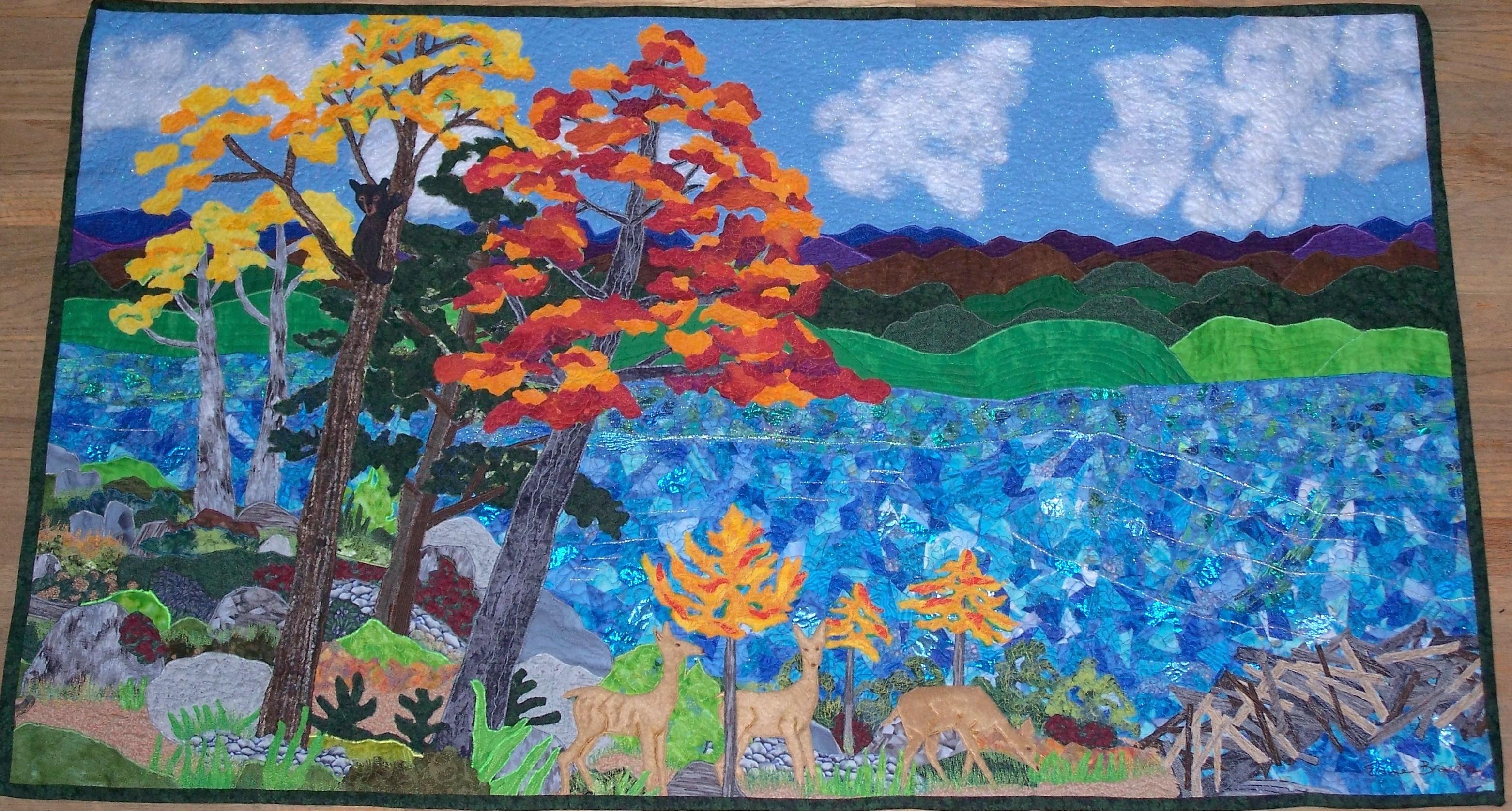 Lac Azur