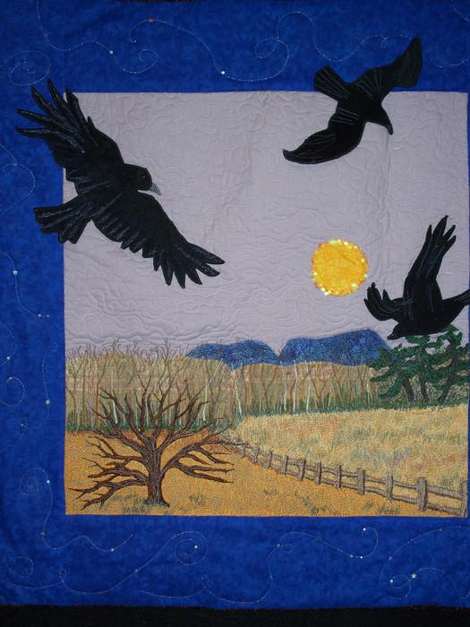 12_Elaine_Katz_The Crow Moon.JPG