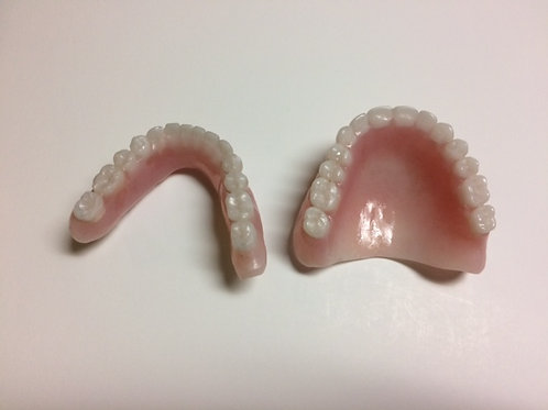 2 Jaws 1 Price (Upper AND Lower Jaws)