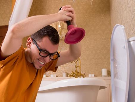 Como evitar o entupimento de vasos sanitários
