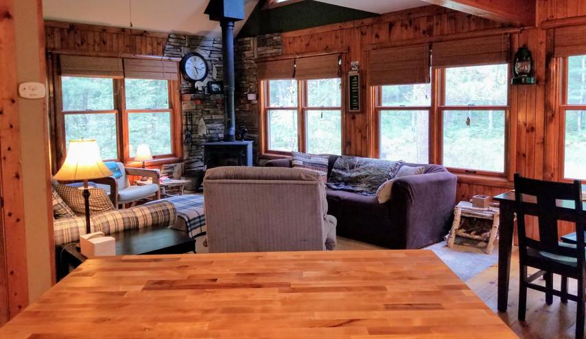 Cabin Living Room 1