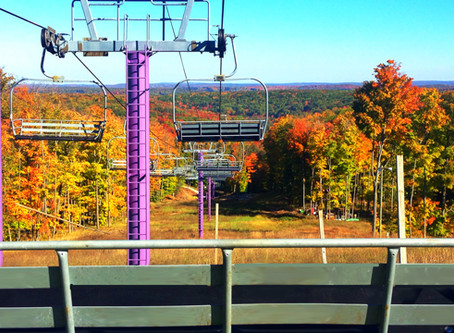 $5 Chairlift Rides to the top of the World (or at least the mountain)