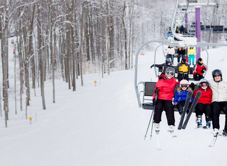 Schuss Mountain Opening this Friday!!