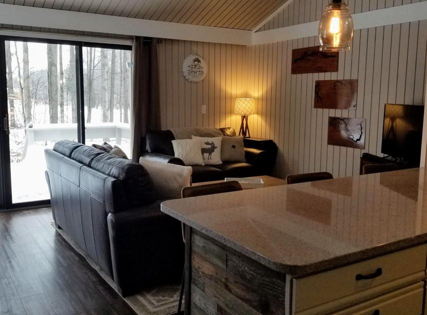 living room - schuss vacation rental mou