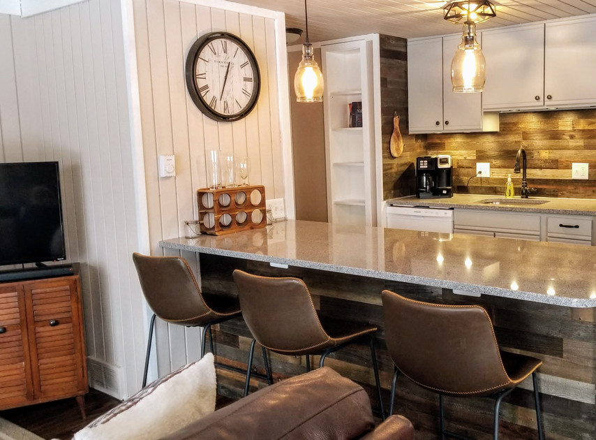 kitchen - bellaire vacation rental condo