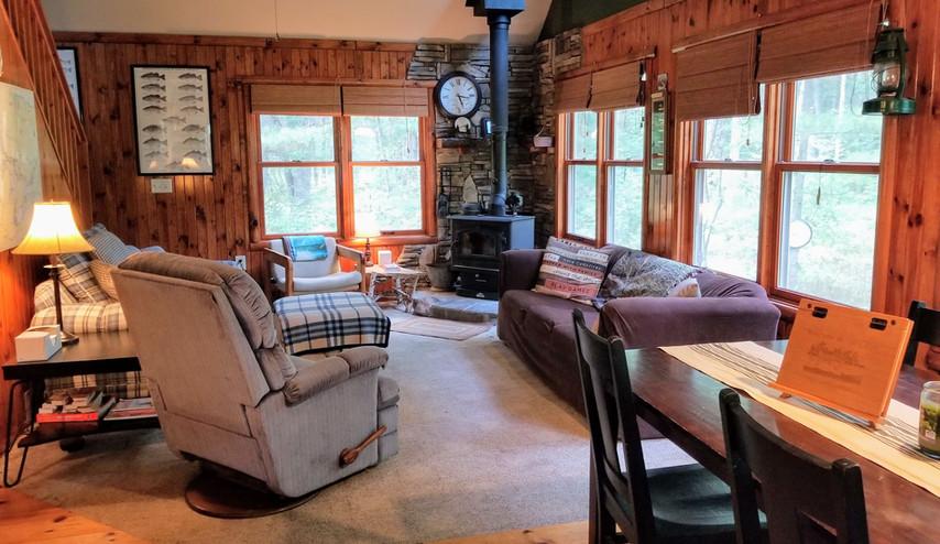 Cabin Living Room 2