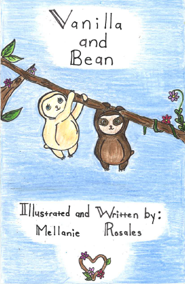 Vanilla and Bean Front Cover