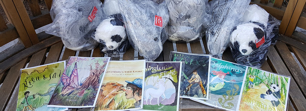 stuffed animals childrens books