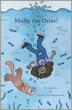 Molly, the Otter!