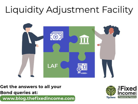 Liquidity is no LAFing matter