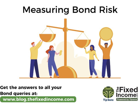 Measuring Bond Risk