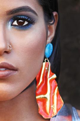 Model: @vivianaguivas Makeup: @Glamby.eve