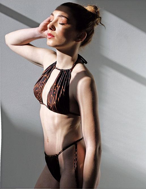 Coralia Bikini Black