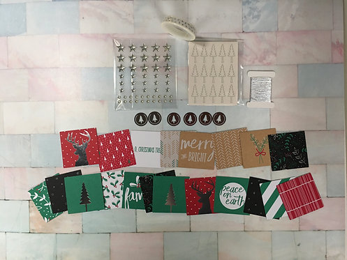 Project Life Christmas Pack