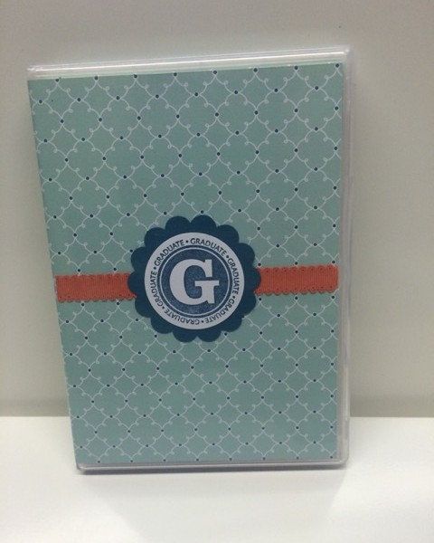 Creative Monogram Notebook
