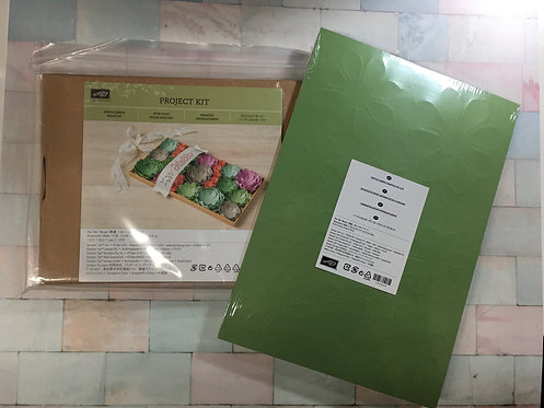 Vertical Garden Project Kit by Stampin' Up!