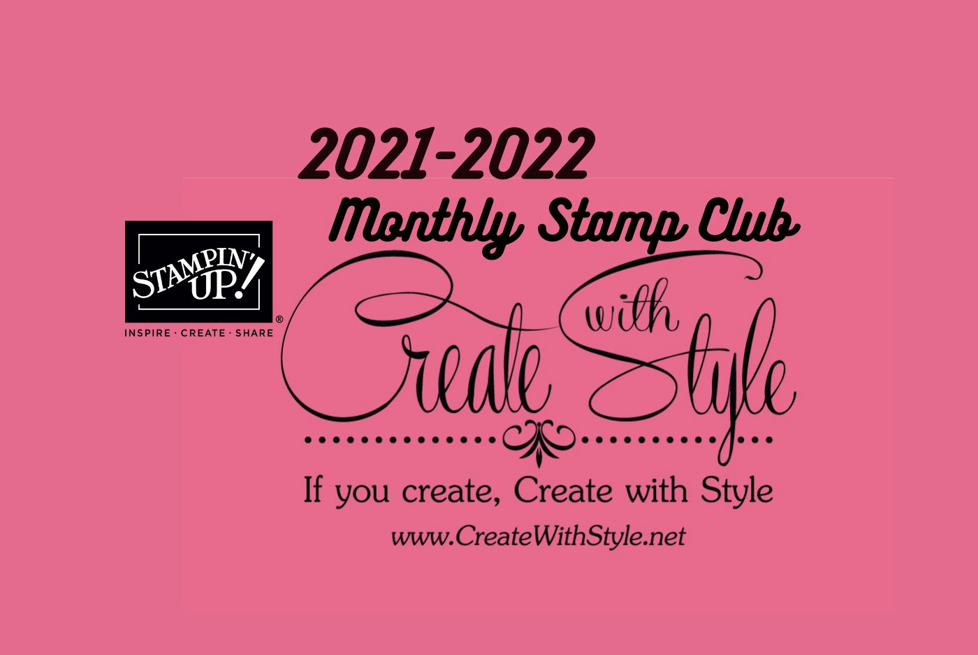 2021-2022 Monthly Stamp Club